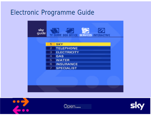 Sky Guide Services