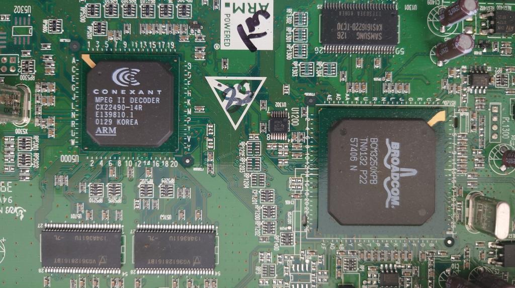 Conexant cx22490