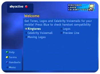 Sky active mobile
