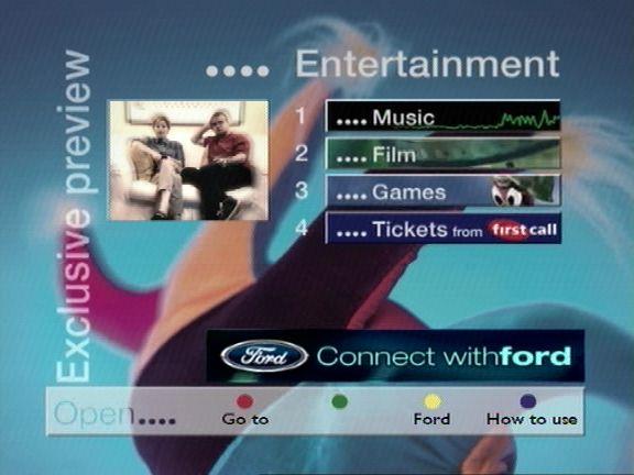open entertainment