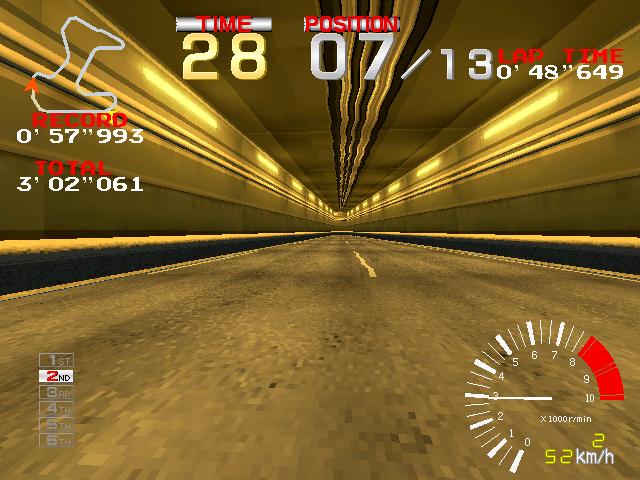 Ridge Racer System 22