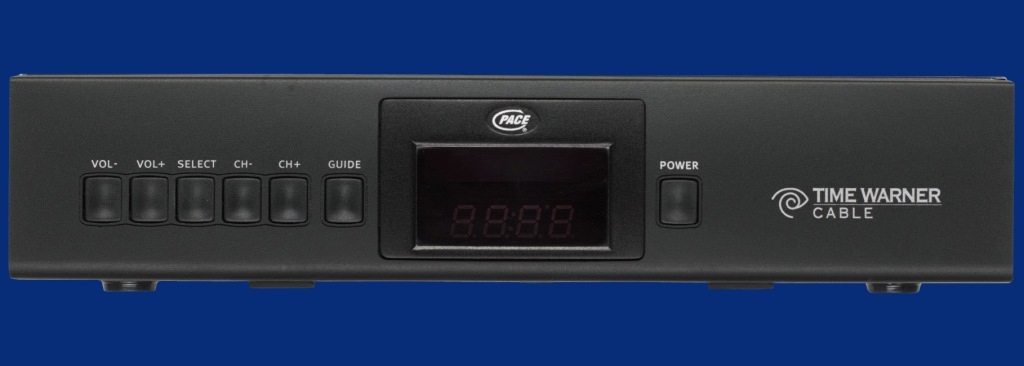 Pace DC501 Time Warner Cable